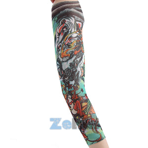 Summer Spectacular!  Faux Full Sleeve Ink arm warmers