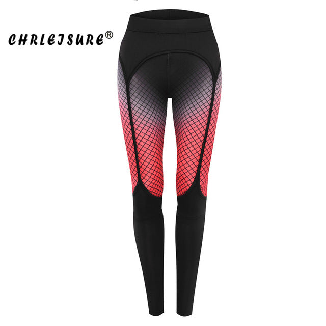 Snapz Leggings from CHR-Leisure