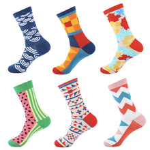 Hi-Res. Printed Socks | The Finger-Food Collection | 85% Cotton