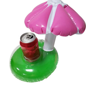 Inflatable Swimming Pool Drink Cup Holders