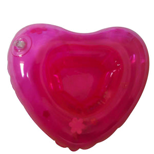 "Personal ""Pool-Bouy"" Inflatable Drink Holder  -  V.I.P. Valentine"