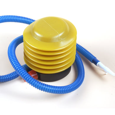 Multi-Purpose Plastic Foot Pump for balloons, inner-tubes and inflatables of all sorts!