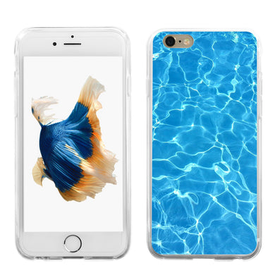 Summer Fashion Swimming Pool Print Smart Phone Case - 27 levels of compatibility!