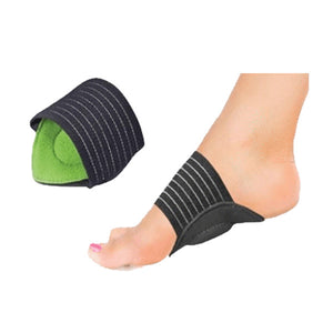 2 Pack: Aero Cushion Arch Supports for Plantar Warts (Plantar Fasciitis)