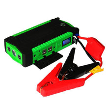 Hybrid/Smart-Car compatible Emergency Battery Booster with Road-Side Survival Kit