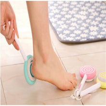 Lollipop-Pedicure Callus Removal accessory