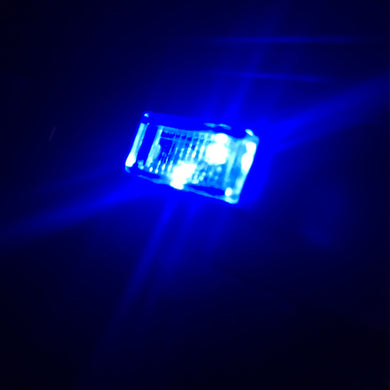 Invisible USB powered LED mini vehicle mood-lights | Blue