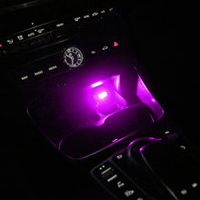 Invisible USB powered LED mini vehicle mood-lights | Violet