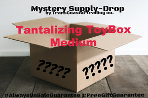 The Love-Guru Tantalizing ToyBox     -       Medium Drop