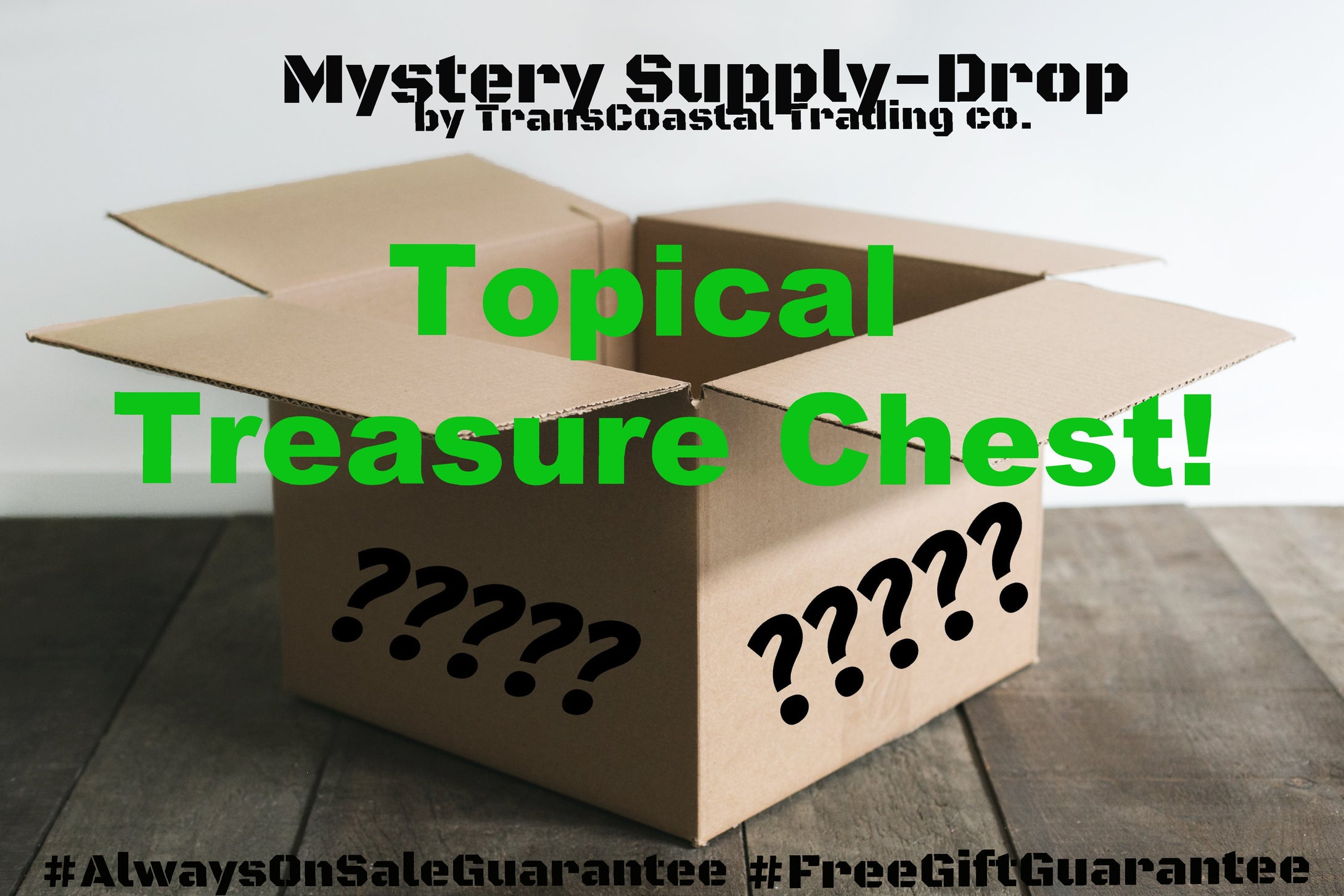 The Love-Guru Topical Treasure-Chest