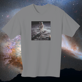 NO GOD UP HERE - T-Shirt VAPORWAVE 2