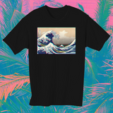 WAVE - T-Shirt VAPORWAVE 2