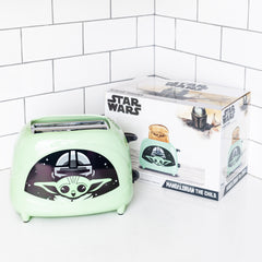 Star Wars The Mandalorian The Child 2-Slice Toaster-PRESELL SHIPPING NOV 15