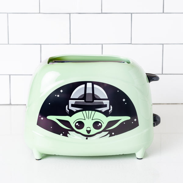 Star Wars The Mandalorian The Child 2-Slice Toaster