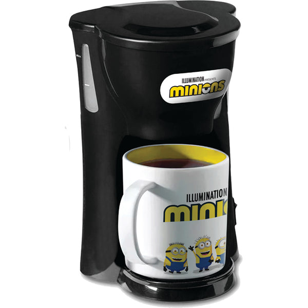 Minions Single Cup Coffee Maker with Mug