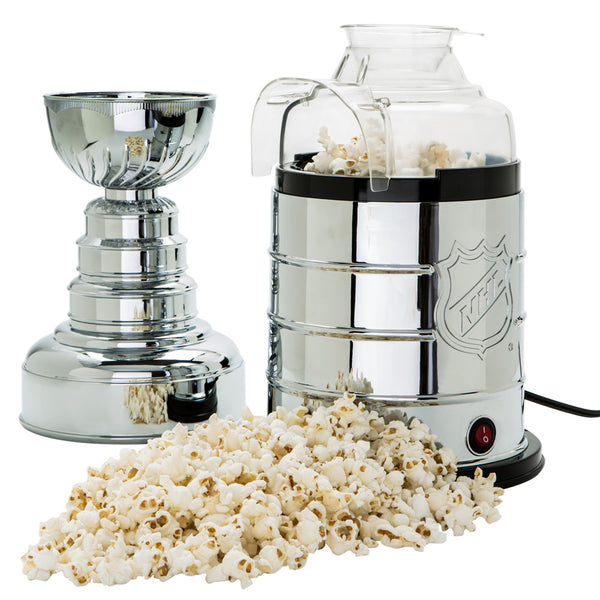 NHL Stanley Cup Popcorn Maker- Trophy Hot Air Popper