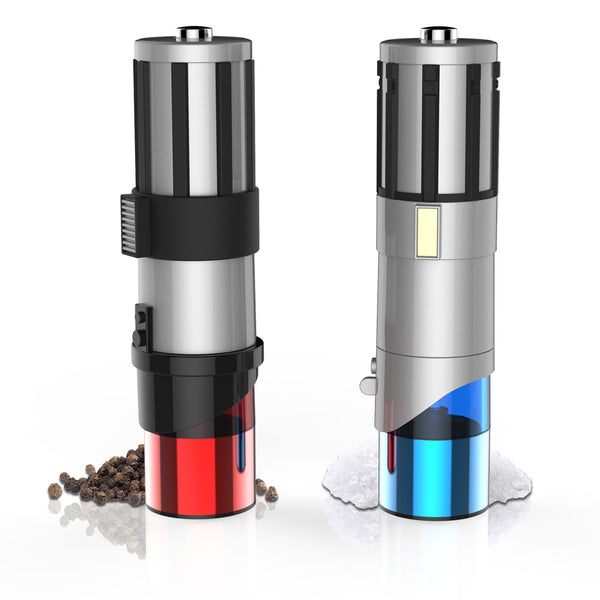 Star Wars Lightsaber™ Electric Salt & Pepper Mill Grinder (Pack of 2)