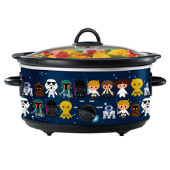 Star Wars™ 7 Quart Slow Cooker