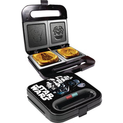 Star Wars Darth Vader and Stormtrooper Grilled Cheese Maker