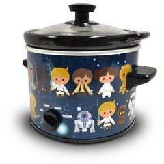 Star Wars 2QT Slow Cooker