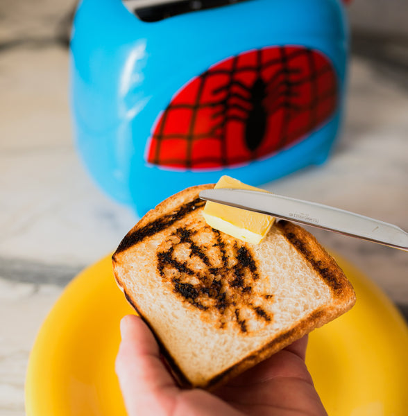 Marvel's Spider-Man Two-Slice Toaster