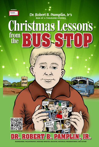 Christmas Lessons from the Bus Stop