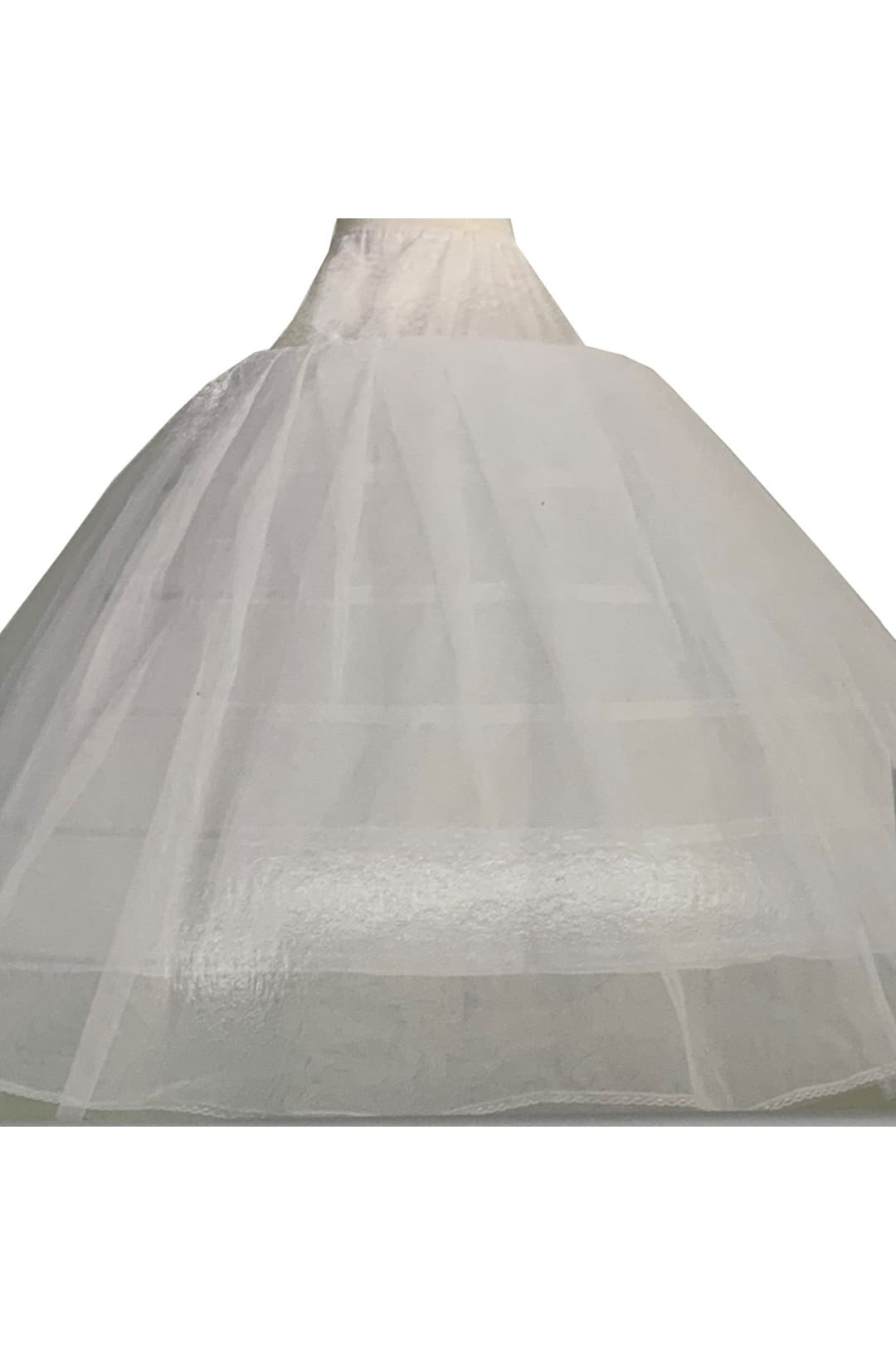 6 Hoop Petticoat Quinceanera Dress - Accessories