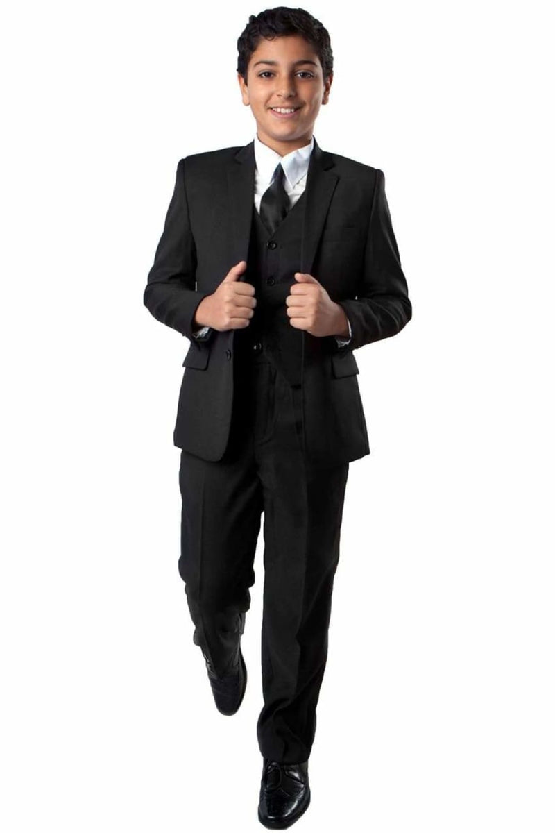 Boys Classic Suit - Mens Suits