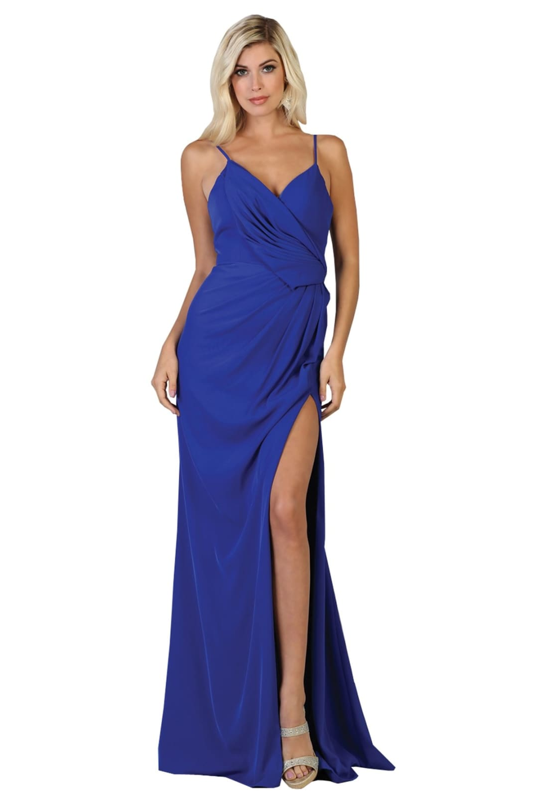 Classy Evening Gown - Royal / 6