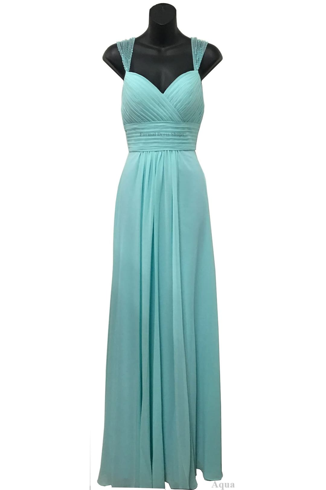 Classy Long Evening Gown