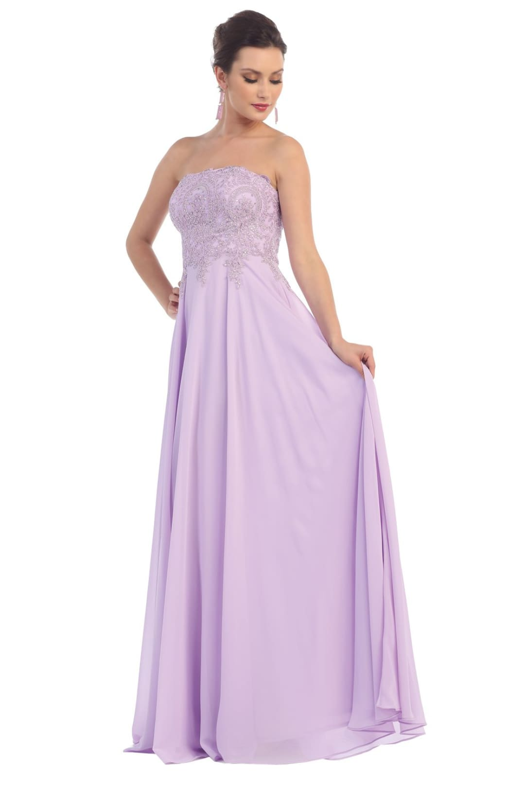 Enchanting Red Carpet Gown - Lilac / 10