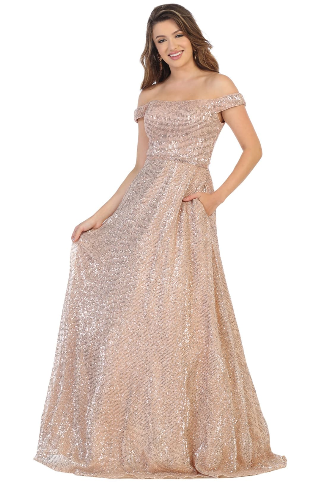 Evening Prom Formal Gowns And Plus Size