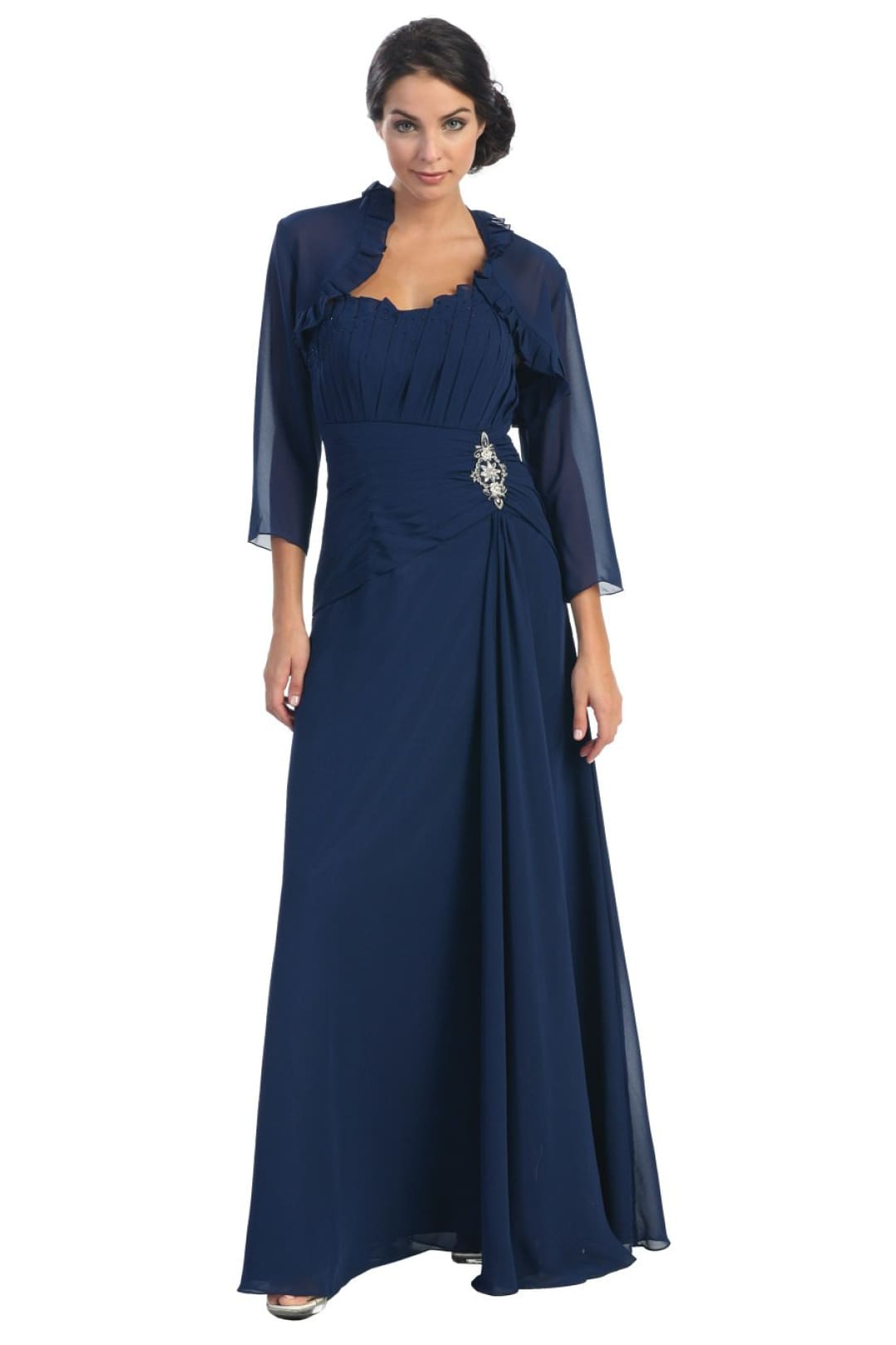 Nice Evening Gown - Navy / S