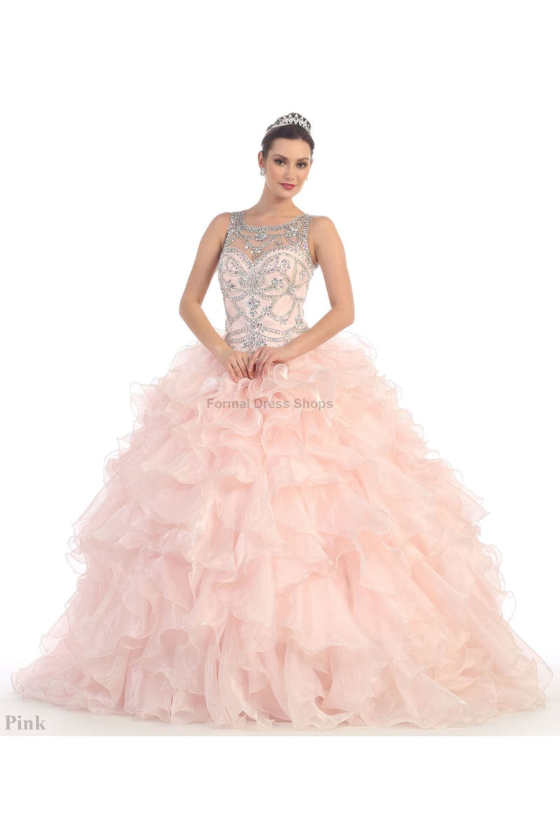 Princess Ball Gown - Pink / 4