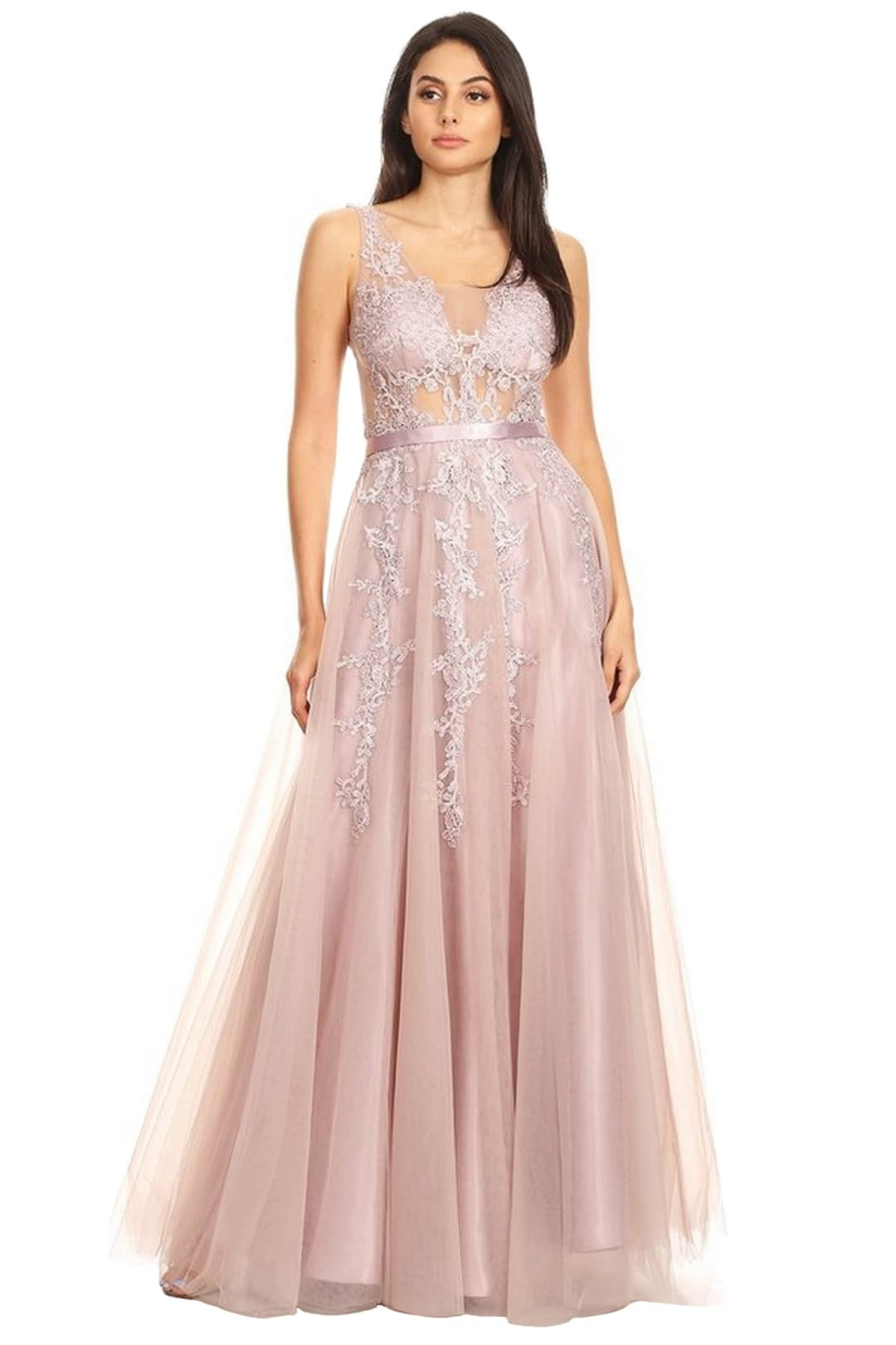 Prom Dance Evening Gown
