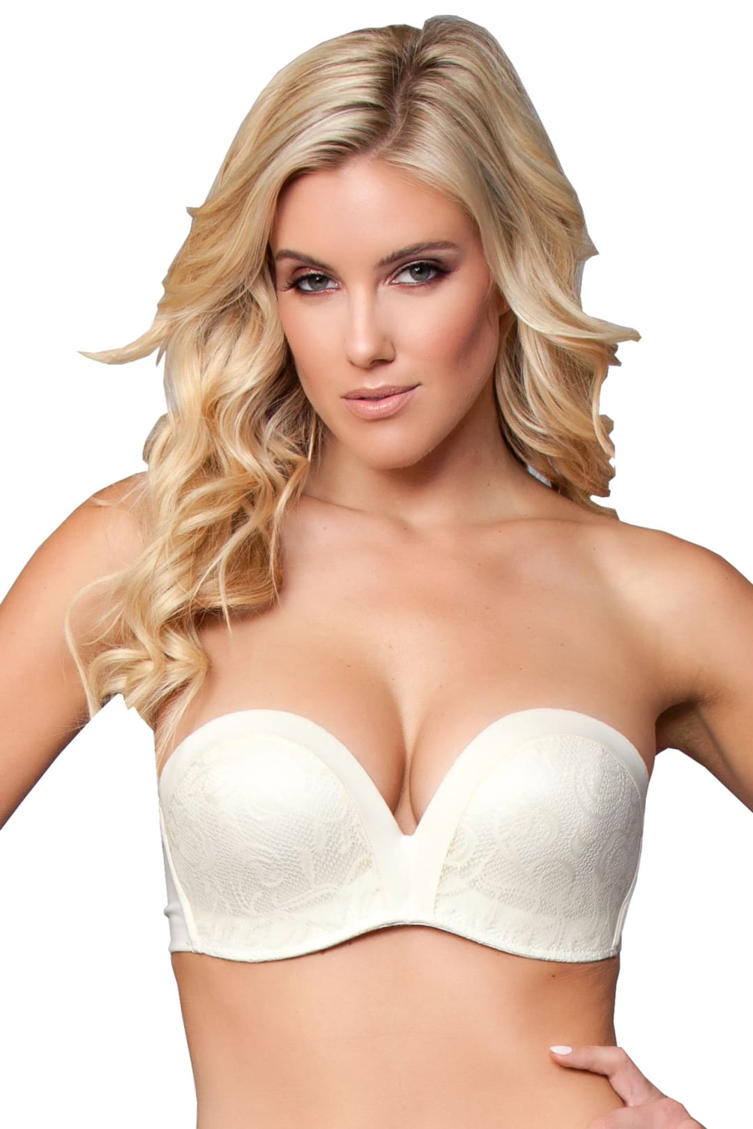 Strapless Push Up Bra Nude - Nude / A/S - Accessories