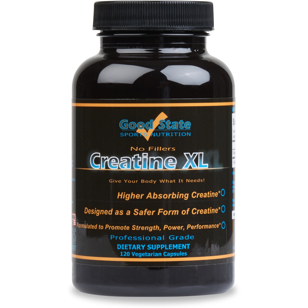 Higher Absorbing Vegetarian Creatine Professional Grade Supplement