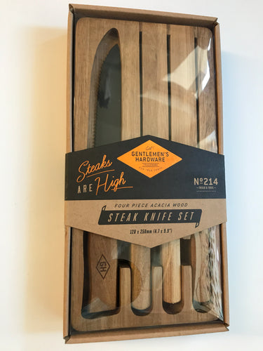 Steak Knife Set