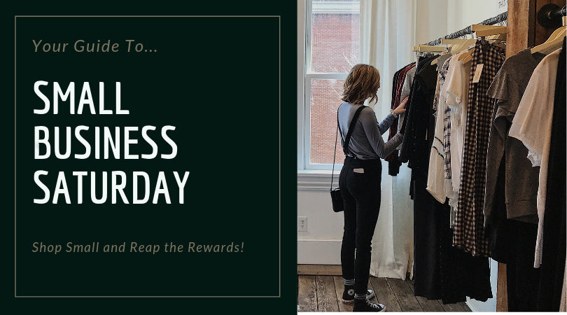 Small Business Saturday: Shop Small and Reap the Rewards!