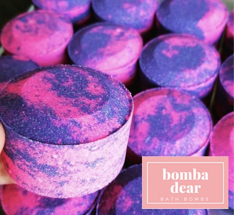 Bomba Dear Bath Bombs