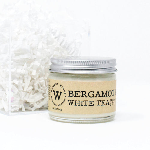 Bergamot and White Tea Candle