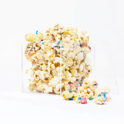 Gourmet White Chocolate Popcorn