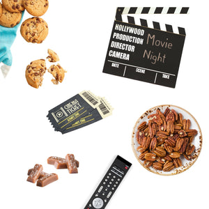 Movie Night Gourmet Snack Box