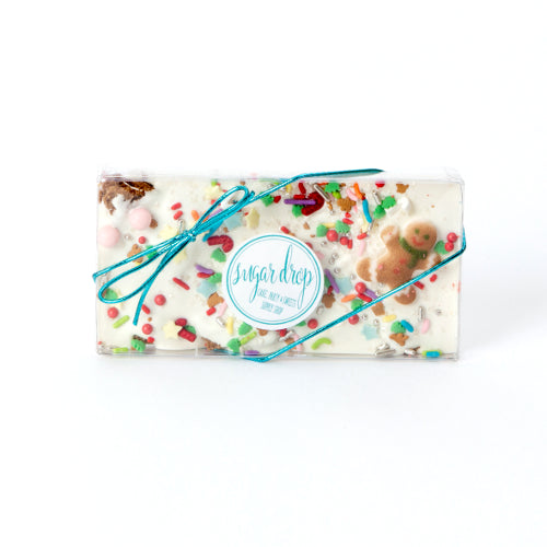 Holiday Gingerbread Gourmet Chocolate Bar