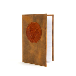 TN Tristar Leather Journal