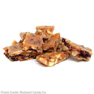 Trail Mix Toffee - Award Winner!