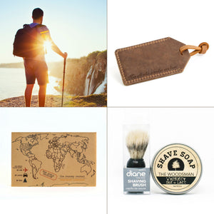 The Traveler: Travel Gifts for Him