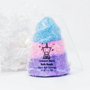 Unicorn Dreams Sparkle Bath Bomb