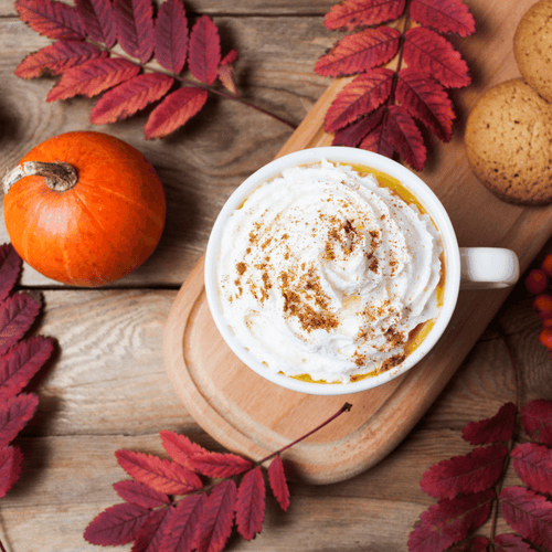 At-Home Barista: Pumpkin Spice Latte