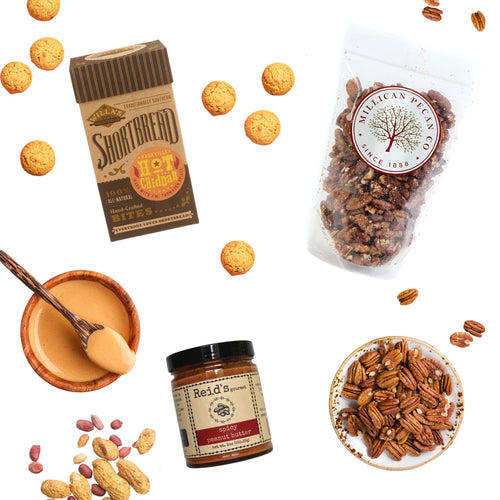 spicy gourmet foods and spicy peanut butter